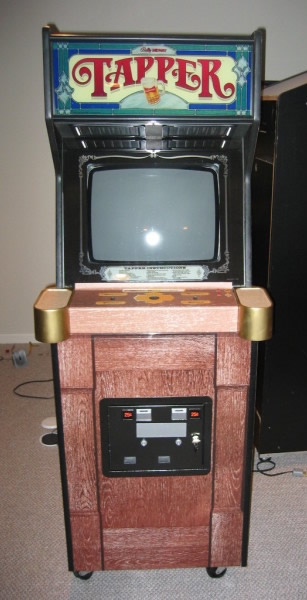 Tapper Front - Fully Restored